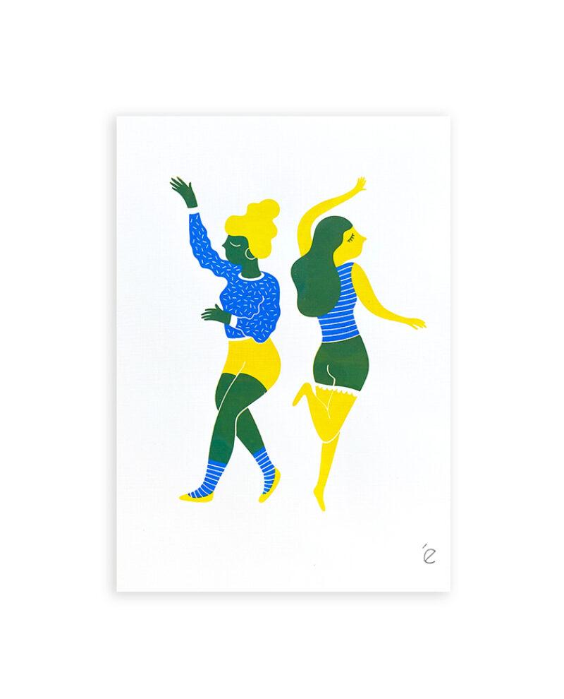 Danseuses #2